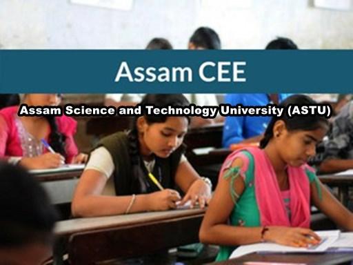 Assam CEE 2020 Eligibility Syllabus Date Exam Center Admit Card