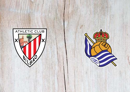 Athletic Club vs Real Sociedad -Highlights 31 December 2020