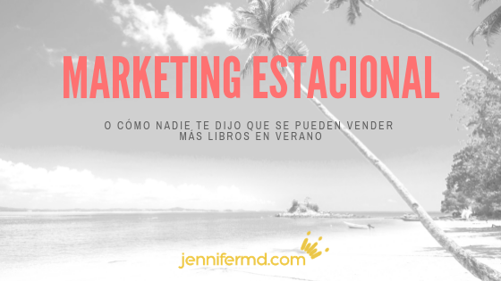 Marketing estacional para libros