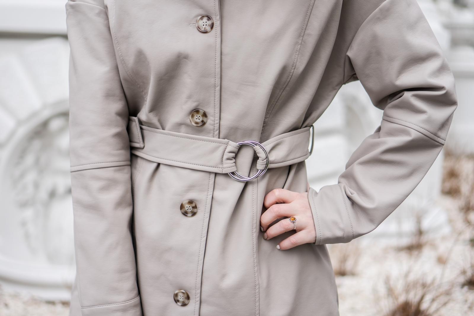 0 na-kd na kd lounge kod zniżkowy outlet rabat zakupy płaszcz na jesień kremowy sukienka modne stylizacje total look blog łódź fashion lifestyle