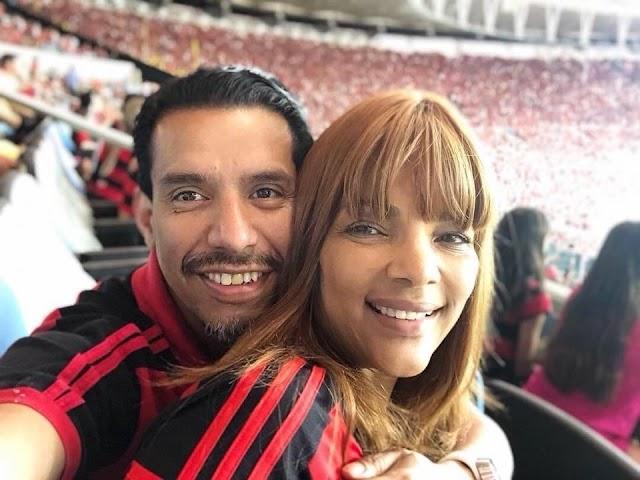 Flordelis homenageia marido e gera mal-estar nas redes sociais
