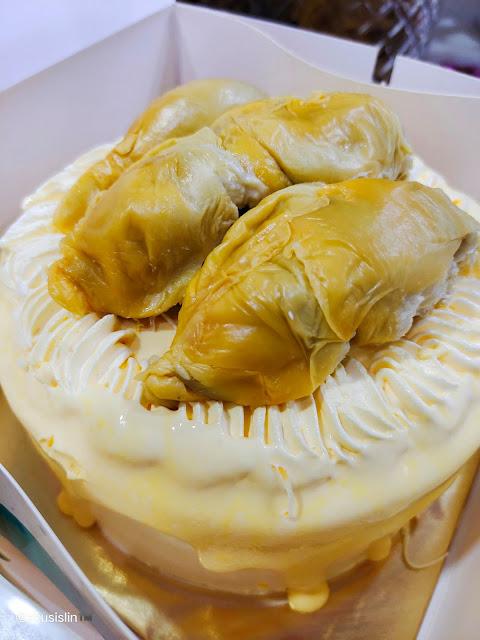 Kek Durian Viral