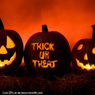 Halloween Trick or Treat images for Whatsapp DP picture and status