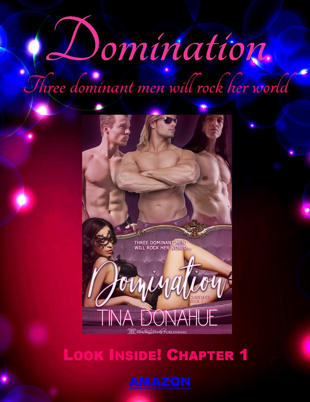 Domination (Surrender book 2)