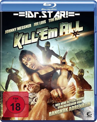 Kill 'em All (2012) Hindi Dual Audio 720p BluRay 750MB ESubs