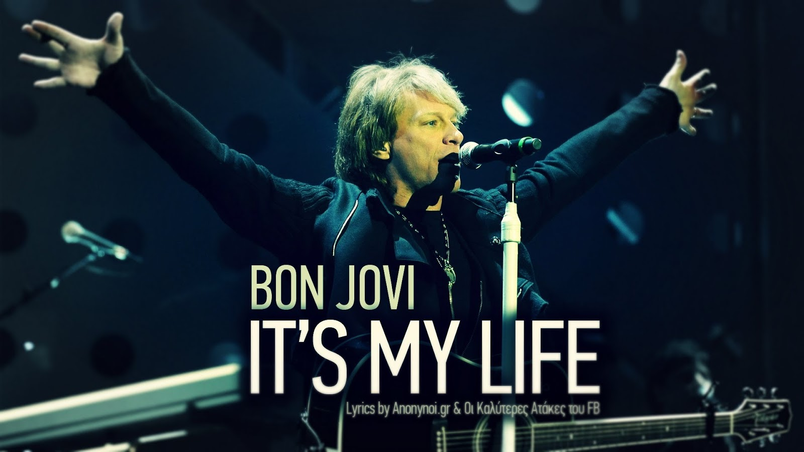 It's My Life Lyrics - Bon Jovi - All Song Lyrics