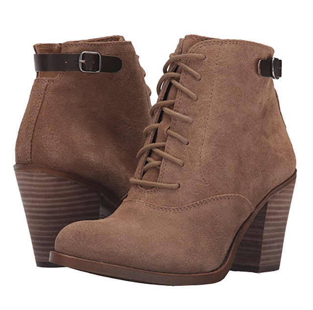Amazon: Lucky Brand Echoh Ankle Booties only $28 (reg $149) + free shipping!