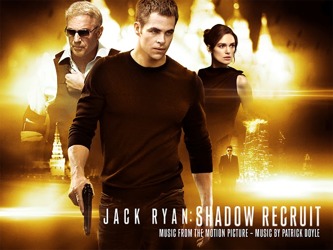 Encarte: Jack Ryan - Shadow Recruit: Music From the Motion Picture (Digital Edition)