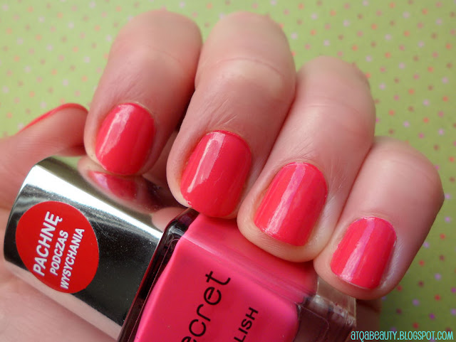 Paznokcie :: My Secret, Nail Polish, 142 Raspberry