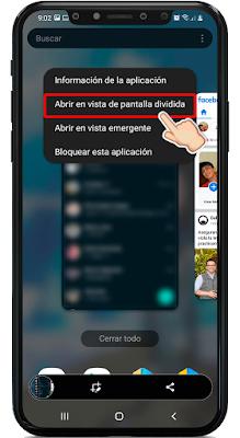 cómo usar dos aplicaciones en Android al mismo tiempo