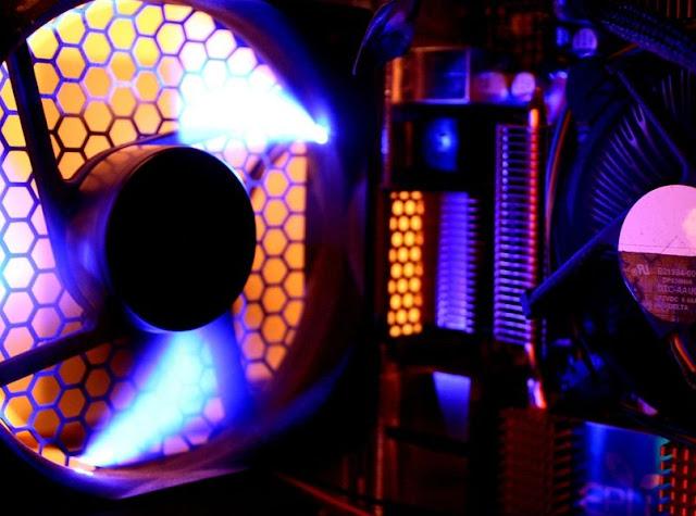 4. Fan PC Cooler