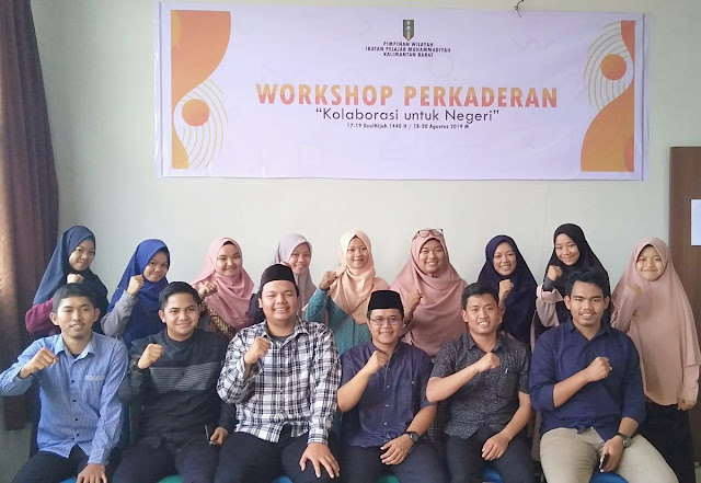 Workshop Perkaderan IPM se-Kalimantan