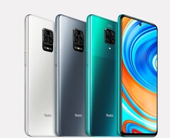 The Redmi Note 9 Pro nets yet another update ahead of MIUI 12 release