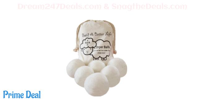 50% OFF Uptimed Version Wool Dryer Balls