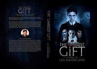 The Darkest Gift - the revised edition by Len Handeland - book promotion companies