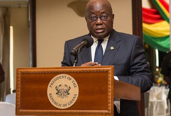 I'm not running 'family and friends' govt – Akufo-Addo