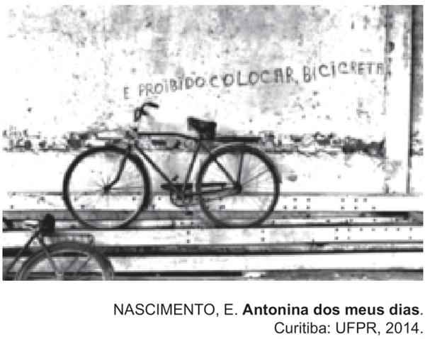 NASCIMENTO, E. Antonina dos meus dias. Curitiba: UFPR, 2014.