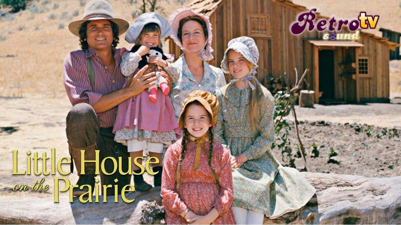 Falando em Série: OS PIONEIROS (Little House on the Prairie) 1974