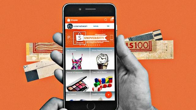 Keuntungan Belanja Online di Shopee