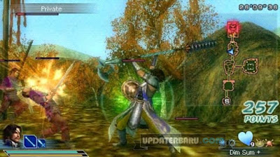 download Dynasty Warriors StrikeForce ISO