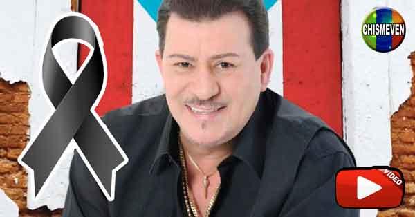 Hoy falleció el famoso salsero Tito Rojas de un ataque cardíaco fulminante