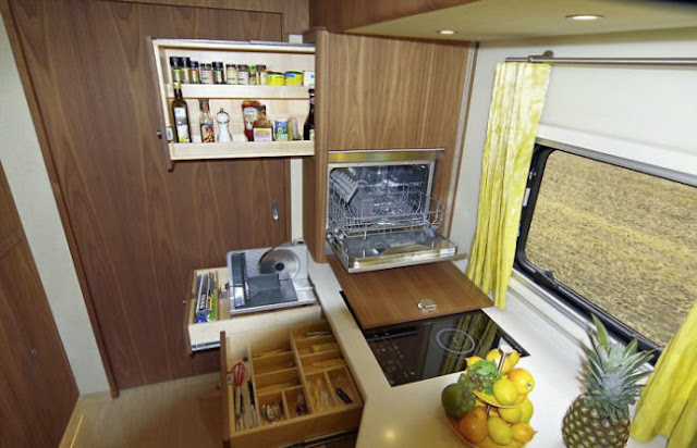 Billionaire Spends $1.7 Million On Motorhome With Its Own Garage, Wait Until You Step Inside
