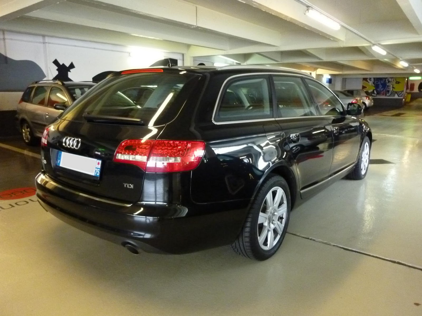 autocoach d p t vente automobile paris audi a6 avant tdi 170ch multitronic ambition luxe 2010. Black Bedroom Furniture Sets. Home Design Ideas
