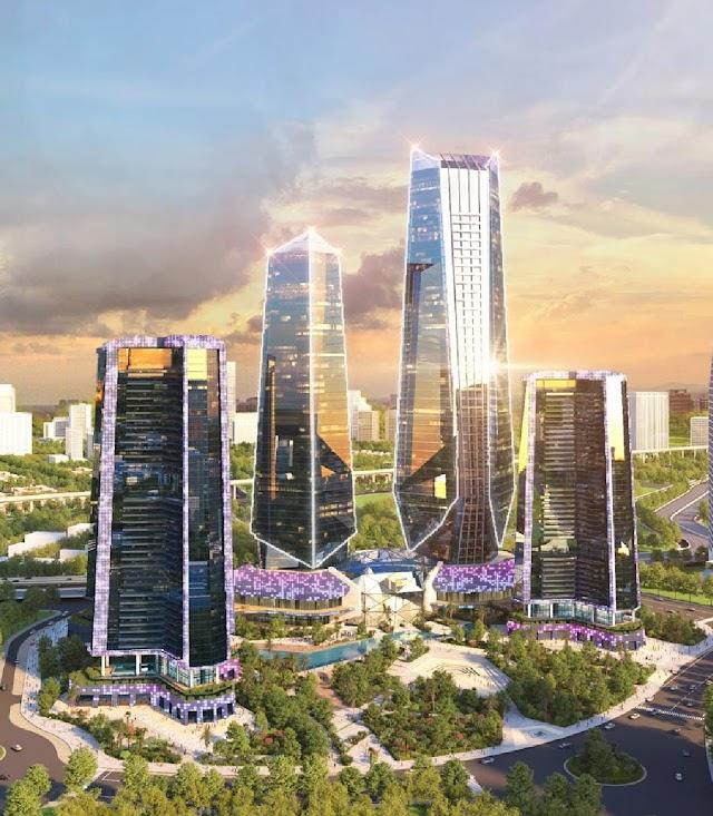 Dự án Sunshine Ks Finance Ciputra Hà Nội khẳng định đẳng cấp với Trung tâm hội nghị tiêu chuẩn quốc tế