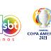 SBT crava 18 pontos com transmissão de São Paulo e Palmeiras pela Libertadores