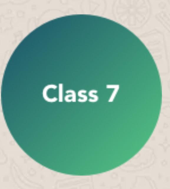 7th Maths Suvega Semester-2 Workbook 2018-19