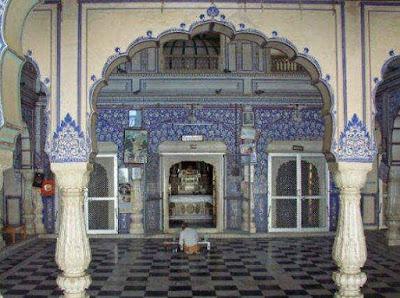 Jain Mandir, Chanderi
