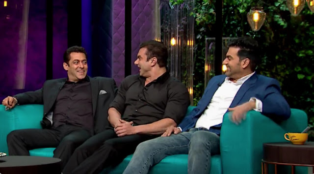 Koffee With Karan: Why Brothers Doesn't Want Salman To Get Married
