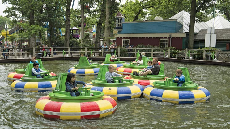 Spending May Half Term in Holland (on a budget) - Duinrell theme park rides