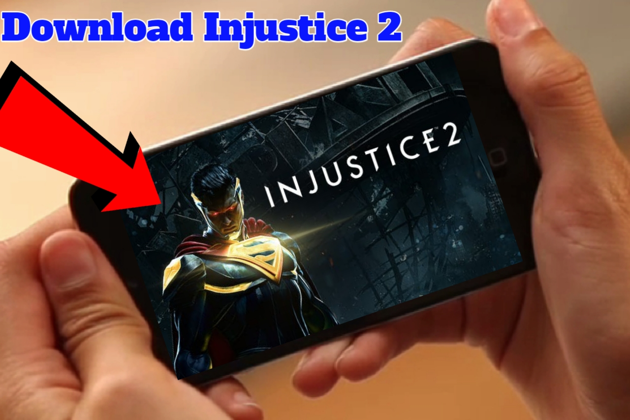Injustice 2 On Android Free Download - ALL in ONE GAMER
