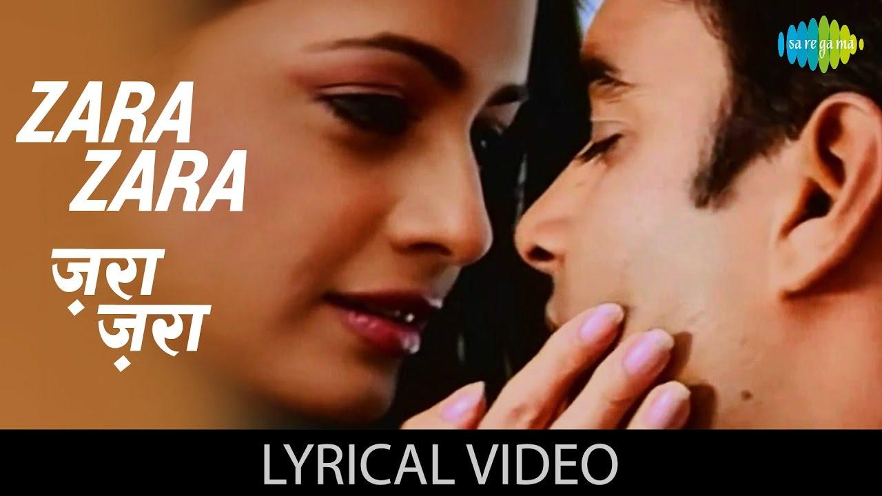 Zara Zara Lyrics Rehna Hai Tere Dil Mein | Madhavan X Diya Mirza | Bombay Jayashri