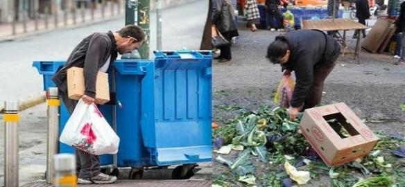 Έρχεται πείνα στην Ελλάδα – Βάλτε κήπο και πέντε κότες