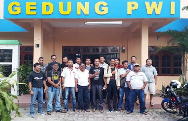PWI Mengecam Tindakan Oknum Polres Siantar yang Memukul Wartawan