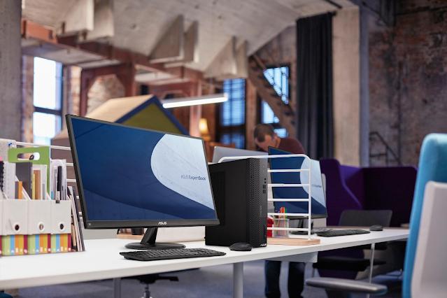 asus commercial pc desktop