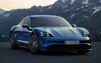 2020 Porsche Taycan Review, Specs, Price