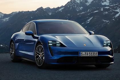 2020 Porsche Taycan Review, Specs, Price
