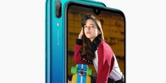 هواوي تكشف عن هاتف Y7 Pro نسخة 2019
