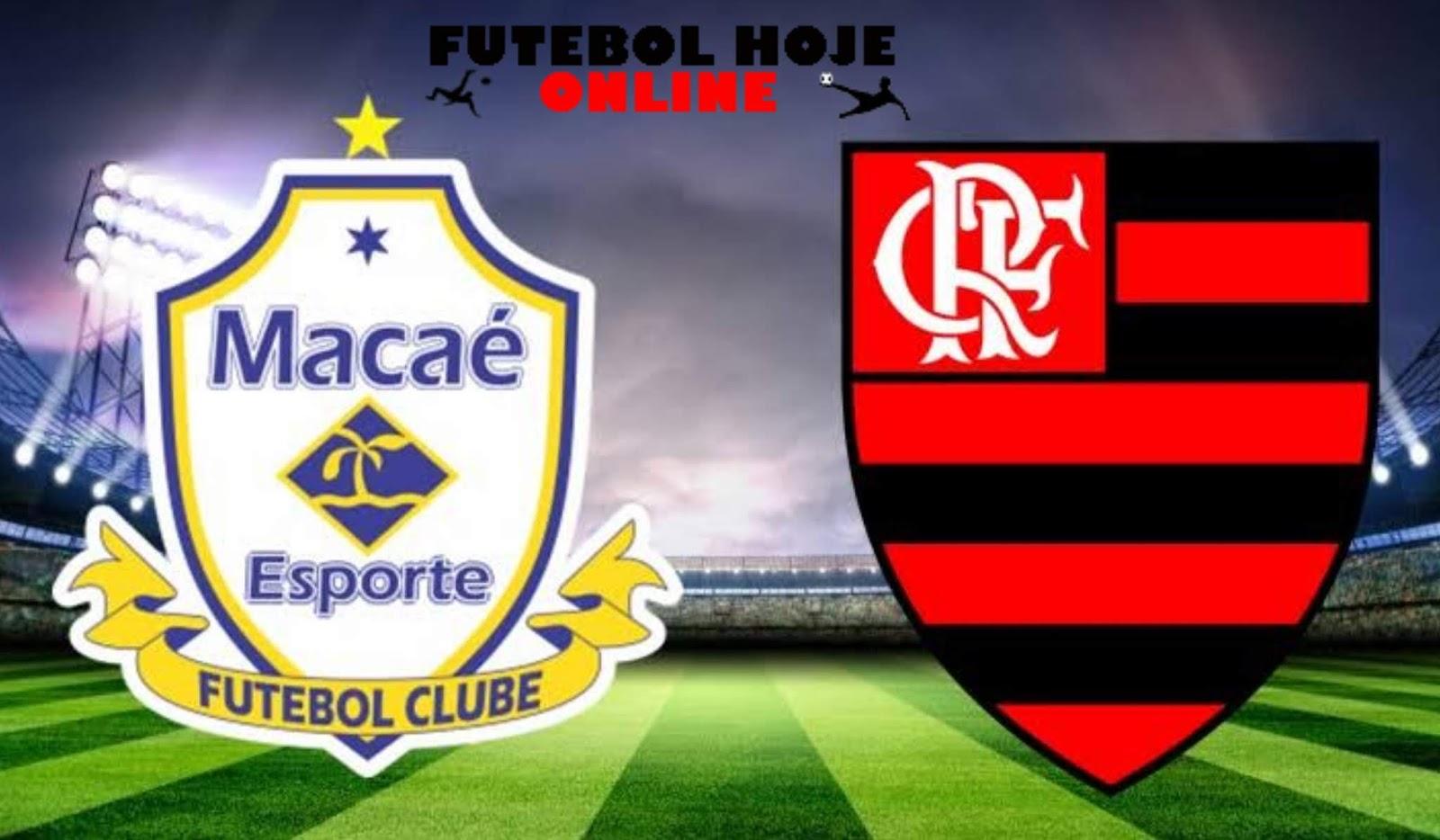 Macaé X Flamengo Assistir Ao Vivo Campeonato Carioca