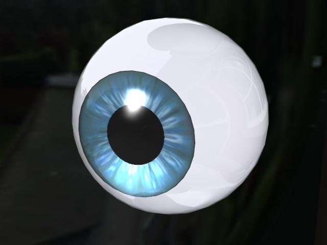 blue-weird-standalone-eye-black-background