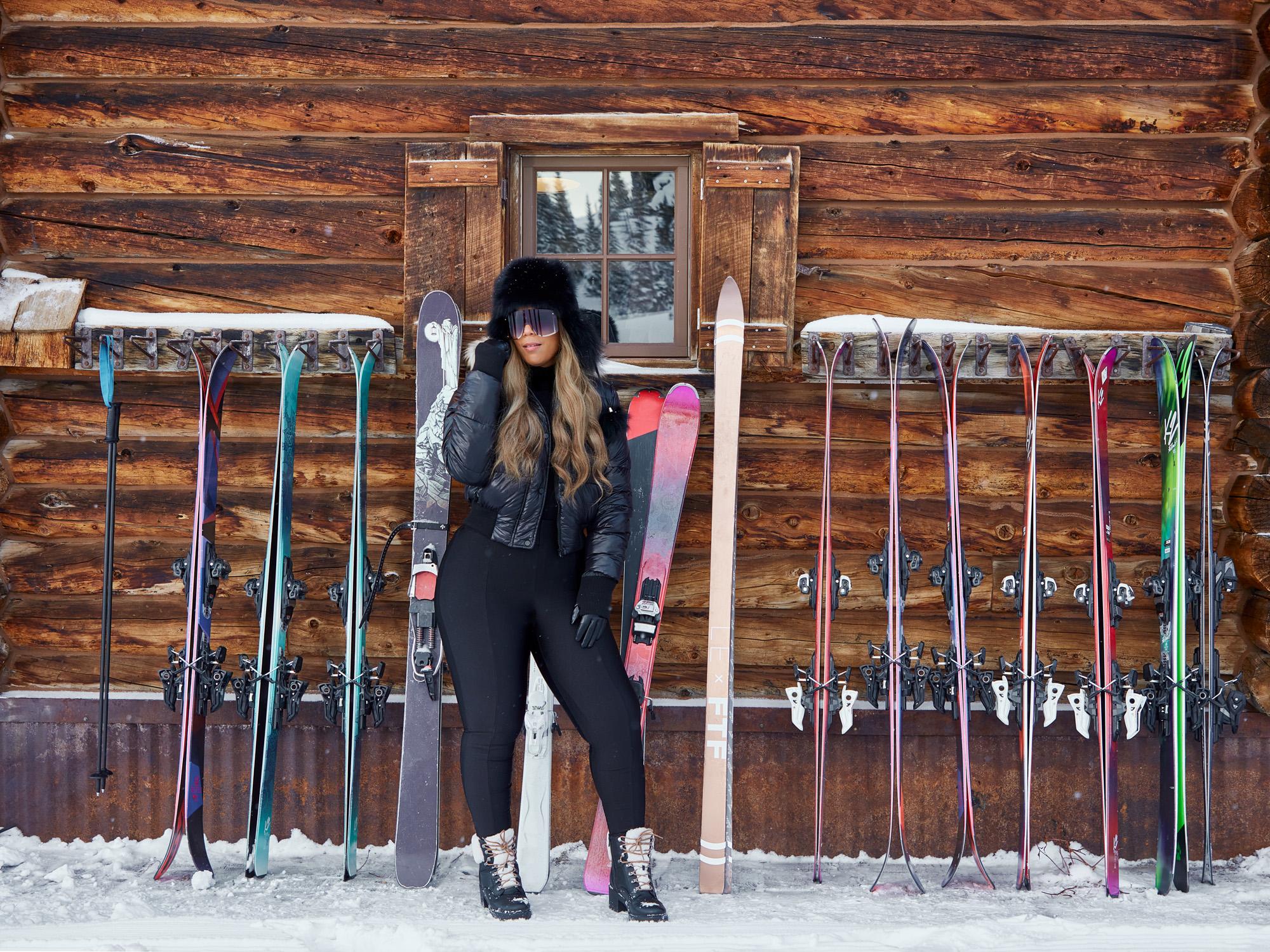 plus size ski