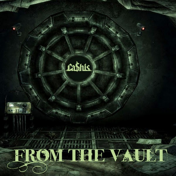 Cashis - The Vault Cover