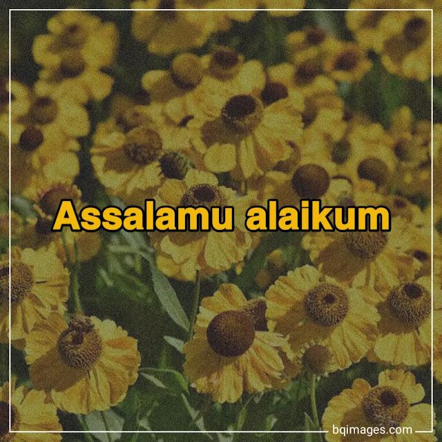 english beautiful assalamu alaikum images