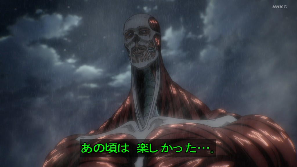 Shingeki no Kyojin Season 4 Episode 9