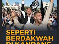 SEPERTI BERDAKWAH DI KANDANG SINGA (Nadeem Ricardo Syahriel Breed, da'i muda asal Belanda)