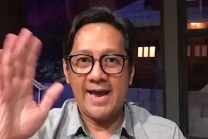 Datangi Polda Metro Jaya, Andre Taulany Ngaku Akun Istrinya Di-Hack