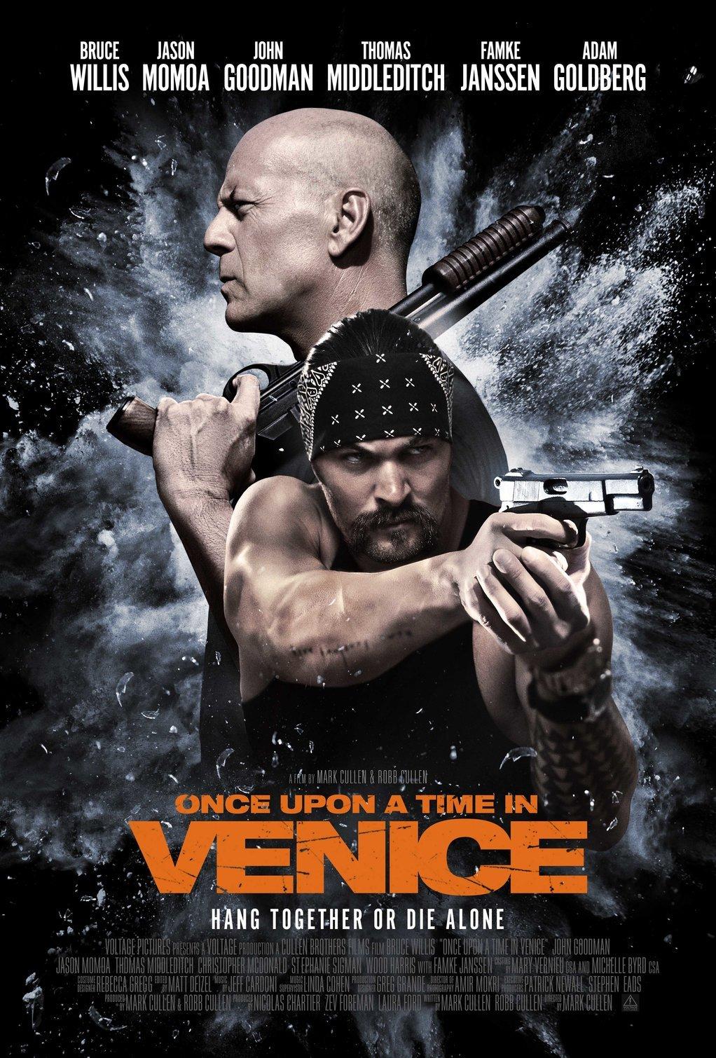 Xem Phim Bố Già Xứ Venice 2017